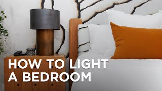 How to Light a Bedroom Best Tips