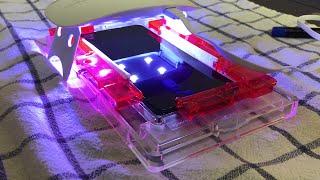 Whitestone Dome LG G7 Glass Screen Protector Installation