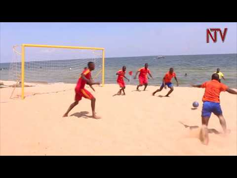 Samson Muwanguzi memorial Beach Soccer tournament kicks off