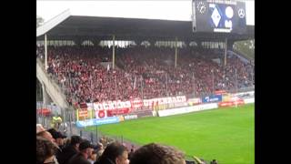 preview picture of video 'SV Waldhof Mannheim vs. Kickers Offenbach'