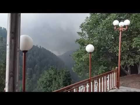 Rain in Kashmir (The Heaven on Earth)