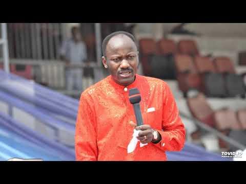 #Apostle Johnson Suleman (Prof) #My Father My Father Prayer Points V1