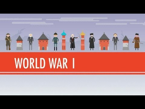 Why WWI?