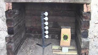 Build a Small Backyard Shooting Range