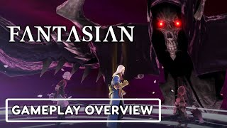 Fantasian - Official Gameplay Overview by GameTrailers