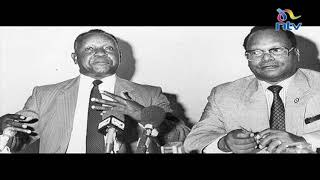 Democracy champion Matiba dies in hospital -VIDEO