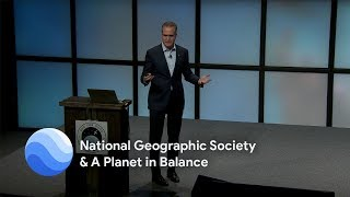 Geo for Good 2018 Partners: National Geographic Society & A Planet in Balance