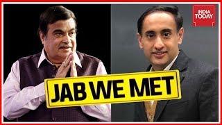 Nitin Gadkari Exclusive On BJP's Mission 2019    Jab We Met With Rahul Kanwal