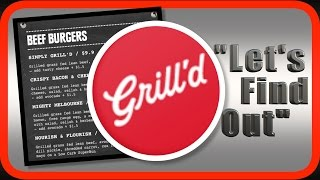 Grill'd Bacon & Cheese Beef Burger | Taste Test
