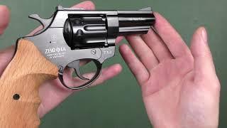 """Револьвер PROFI 3"""" бук от компании CO2 - магазин оружия без разрешения - видео 1"""