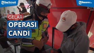 Polda Jateng Resmi Gelar Operasi Patuh Candi 2020, Petugas Fokus pada Penerapan Protokol Kesehatan