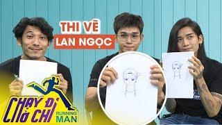 Jun Phạm, BB Trần, bé Bỉnh THI VẼ CHÂN DUNG LAN NGỌC và cái kết hết hồn: Ai là người chiến thắng