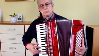 ROMAN Gra Na Akordeonie PARROT - SEEMANN (Żeglarz)