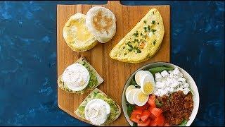 Eggs 'N Muffin Breakfast Pan Video