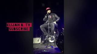 Mal Comes Through with Spoken Word about disagreement with Young Berg -Joe Budden's Oh What a Night