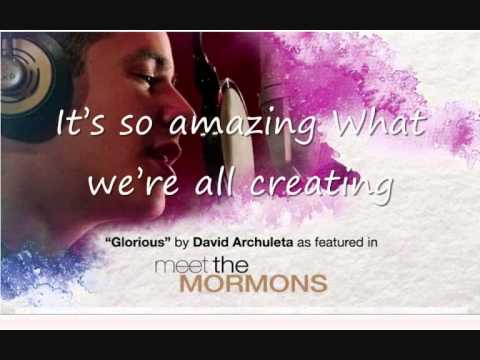 Glorious With Lyrics By David Archuleta - Pocoelsy1
