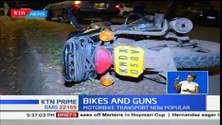 Bikes and guns: Tale of gun-totting 'bodaboda riders'
