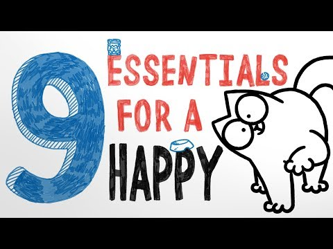 9 Essentials for a Happy Cat