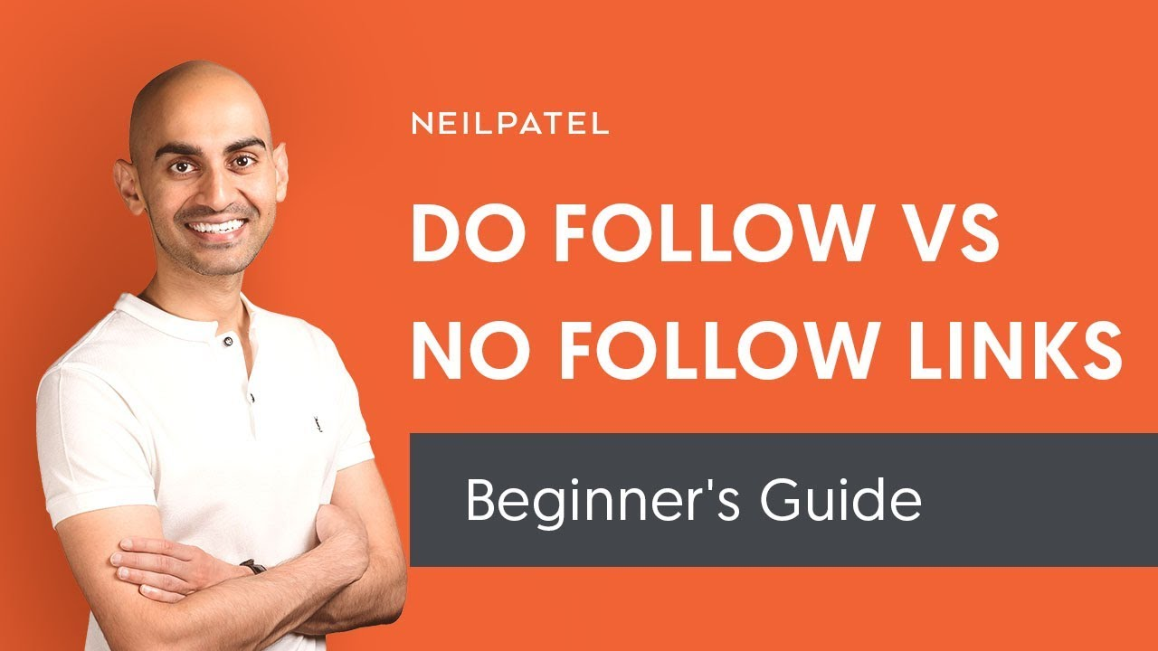 What's The Difference Between Do Follow and No Follow Links?