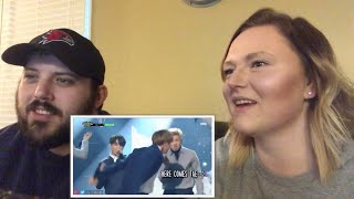 BTS  FUNNY ENCORE MOMENTS 1 & 2 COUPLES REACTION
