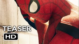 Spider-Man: Homecoming Trailer #2 Teaser (2017) Tom Holland Movie HD