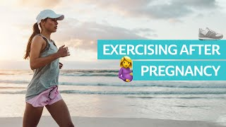 Exercising After Pregnancy