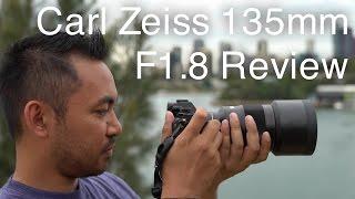 Carl Zeiss 135mm F1.8 Lens Review | John Sison