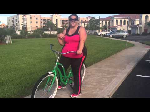 Big Girl Fitness / Schwinn Mountain & Cruiser Bike Review
