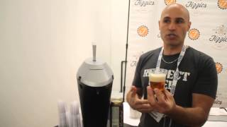 Fizzics: I Demo The Device That Makes Beer Taste Better