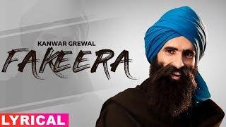 Fakeera (Lyrical) | Kanwar Grewal | Latest Punjabi Songs