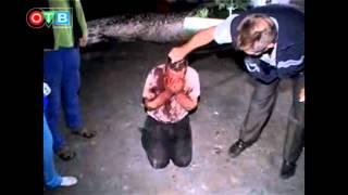 Пешеходы учинили самосуд над водителем-убийцей