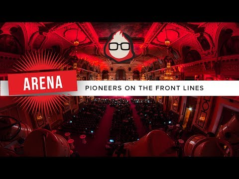 Pioneers on the Frontline (2013)