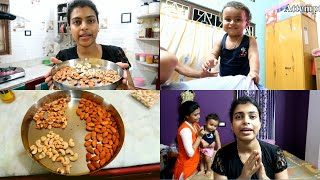 Being A Mommy is Not Easy Chahe Aap Maike Pe hi Kyun Na Raho || Protein Powder Recipe for babies