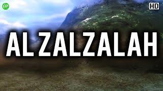 Quran Surat Al Zalzalah (Kegoncangan) - Syeikh Abdurrahman Al Ausy
