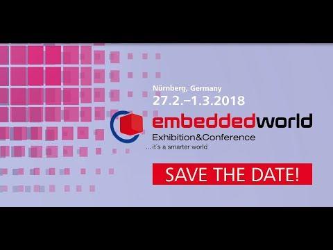 Software von microTOOL auf der embedded world 2018 am Stand 4-107