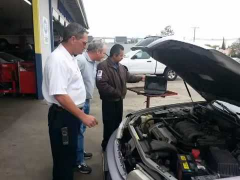 Costa Mesa Auto Service Center video