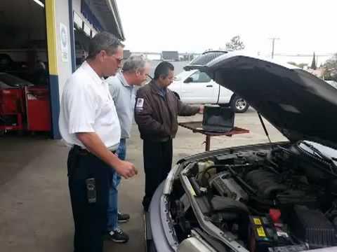 Costa Mesa Auto Service Center video