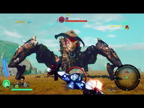 『Starlink: Battle for Atlas』プレイ動画