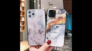 Cocomii Fancy Glass Marble Armor Case (iPhone 11, 11 Pro, 11 Pro Max) | HD Vivid Pattern Never Fade