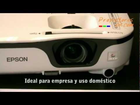 Epson EB-W12, proyector para uso empresarial o para cine en casa