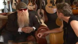 ZZ Top's Billy Gibbons On Guitar Universe