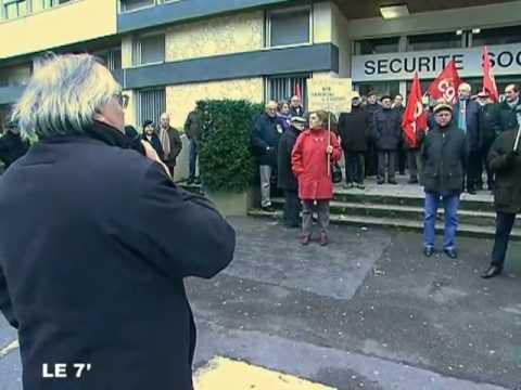 Angers : Grognes à la Caisse primaire d'assurance maladie
