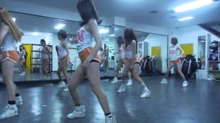 헬로비너스(HELLOVENUS) 위글위글(WiggleWiggle) 치어리더(cheerleader) 안무 연습 영상(Choreography Practice Video)