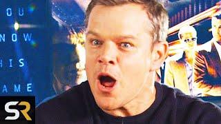 How Every Matt Damon Movie Is Secretly Connected
