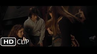 Harry And Ron Get Rejected | Harry Potter And The Goblet Of Fire