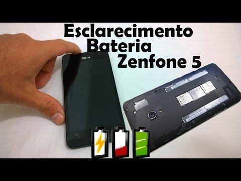 Bateria do ASUS ZenFone 5 - Esclarecimento!
