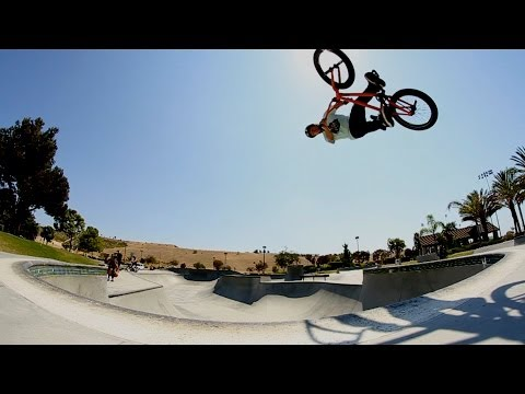 BMX Basics: Learning To Air Quarterpipes With Gary Young