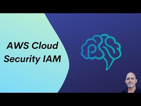 AWS Cloud Security IAM