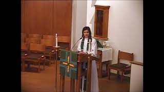 Hope Lutheran Cranberry - August 5, 2018 - Pastor Amy Michelson