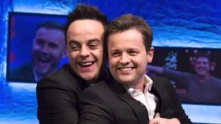 Ant & Dec Friendship